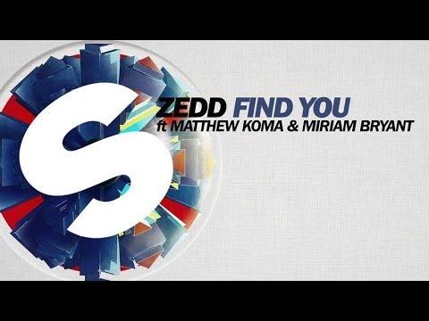 Zedd - Find You ft. Matthew Koma & Miriam Bryant (Roberto Marelli Orchestral Remix)