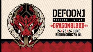 F. Noize & Andy The Core @ Defqon 2016