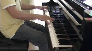 """Musique du film """"Le passage"""" (Francis Lalanne - On se retrouvera) - Piano"""