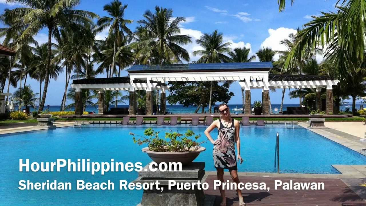 Sheridan Beach Resort Palawan South Sea Restaurant Lunch Buffet By Hourphilippines You