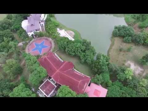 Nation(Yonok) University Lampang Thailand - DJI Phantom3 pro 4K