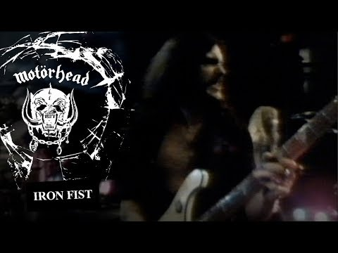 Motörhead – Iron Fist (Official Video)