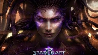 Starcraft 2: Heart Of The Swarm - Campaign - Brutal - Mission 19: Death From Abo