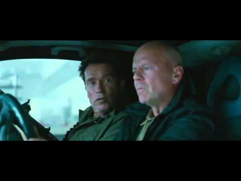 The Expendables 2 Movie CLIP - Smart Car (2012) - Arnold Schwarzenegger [HD]