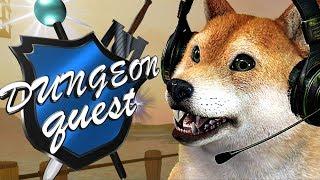 """Roblox!🐺! Dungeon Quest NUOVO AGGIORNAMENTO SOON?! 🦊! 🐾🐕leggi la descrizione!🐕🐾"""""""