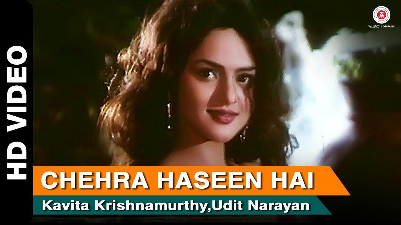 Chehra Haseen Hai Full Video Return of Jewel Thief 1996 Madhu
