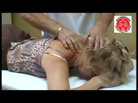 Висцеральный массаж живота по Огулову: техника и видео