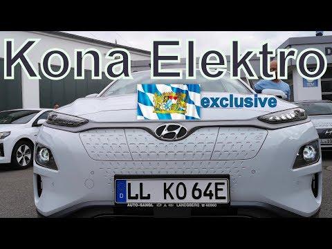 Hyundai Kona Elektro jetzt auch in Bayern -Sommerfest 2018 in Landsberg
