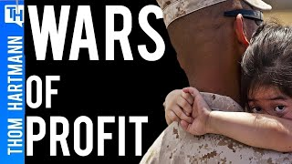 Taking Our Military Back From Billionaires!