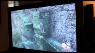 Jugando a Shadow of the Colossus HD TV V deo Online Juegos 15144