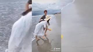 Tiktok Adu romantis cahyaniryn♥️heiraks dan maskray♥️ikke jenner