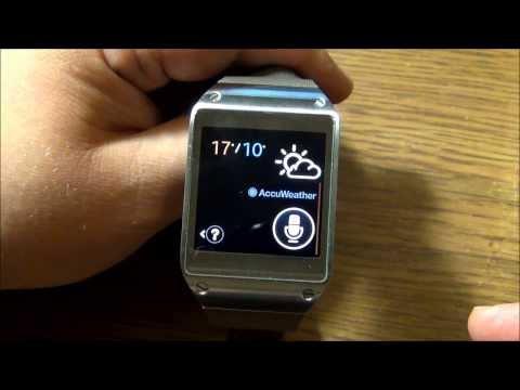 Обзор часов Samsung Galaxy Gear - gagadget