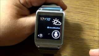 Обзор часов Samsung Galaxy Gear - gagadget