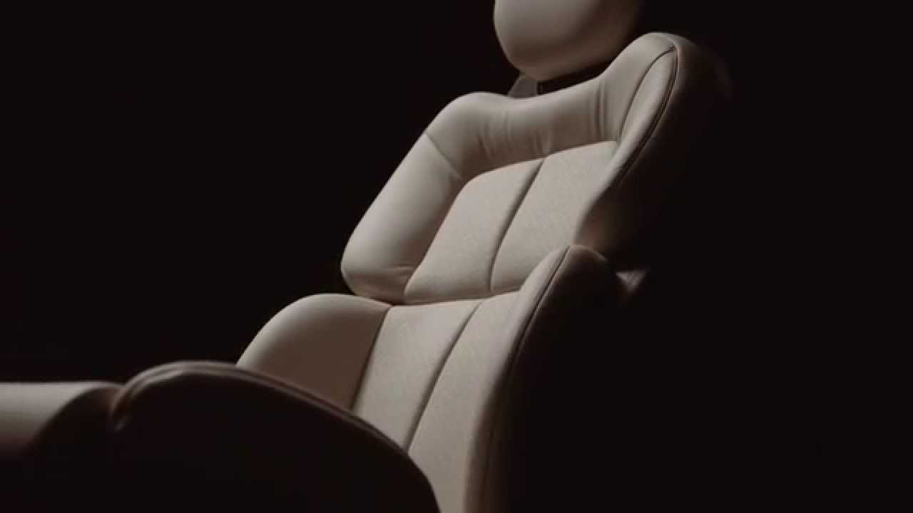Lincoln Continental Concept 30 Way Adjustable Seats Youtube