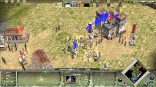 PC Longplay [466] Age of Mythology The Titans (part 1 of 2)
