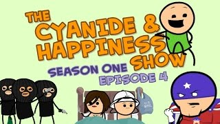 Download The Meaning of Love - S1E4 - Cyanide & Happiness Show - INTERNATIONAL RELEASE Mp3 and Videos