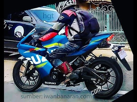 all new suzuki gsx r150 indonesia 2017