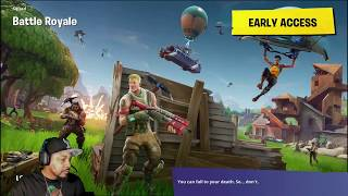 🔴 FORTNITE FRIDAY - SQUAD: NEXT GEN HITMEN (LIVE)