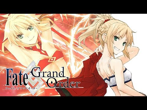 MORDRED » London Pickup Summons | Fate/Grand Order