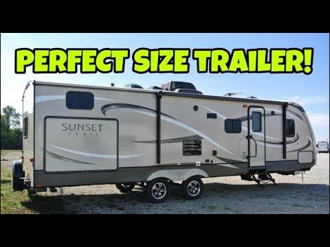 perfect rv for 3 4 ton trucks youtube rh youtube com