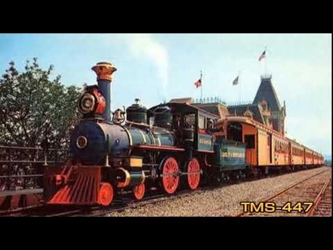 Youtube Santa Fe and Disneyland Railroad