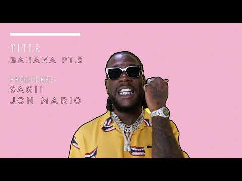 "[FREE] Burna Boy x Jorja Smith Type Beat 2019 – ""Bahama Pt.2"" 