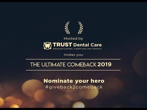 #giveback2comeback Trust Dental Care