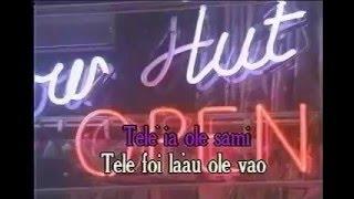 Hawaiian Karaoke - Let Me Hear You Whisper (Tele I'a O Le Sami)