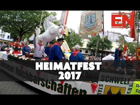 Heimatfest-Umzug Schwelm 2017