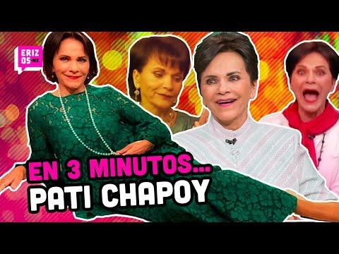 Paty Chapoy y cómo se convirtió en REINA DEL CHISME en México | En 3 minutos