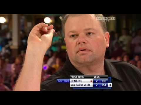 PDC World Matchplay 2009 - Quarter Final - Terry Jenkins van Raymond van Barneveld