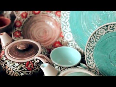 MannaCeramics - український виробник керамічного посуду.