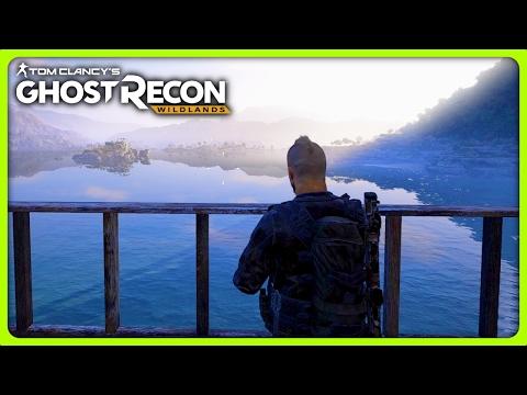 Ghost Recon Wildlands Free Roam | ZOMBIE HUNTING OUTFIT (Ghost Recon Wildlands New Gameplay)