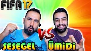FIFA 17 DEMO PS4 SESEGEL VS ÜMİDİ!