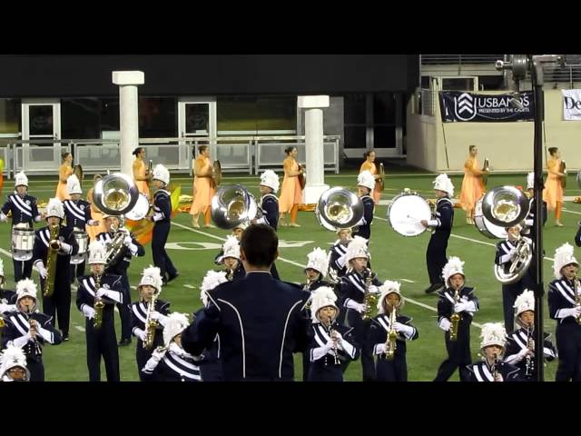 National.MarchingBand.Championship.MetLife.11.12. Travel Video