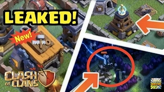 Real leaks! New builderbase level,dropship,megatesla,nightwitch& more!-clash of clans builders base