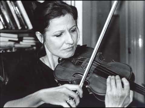 VANYA MILANOVA PLAYS BRAHMS VIOLIN CONCERTO