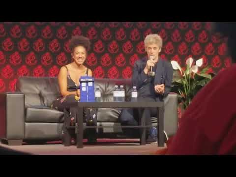 Doctor Who - Shy Kid Asks Peter Capaldi Who His Favourite Companion Is