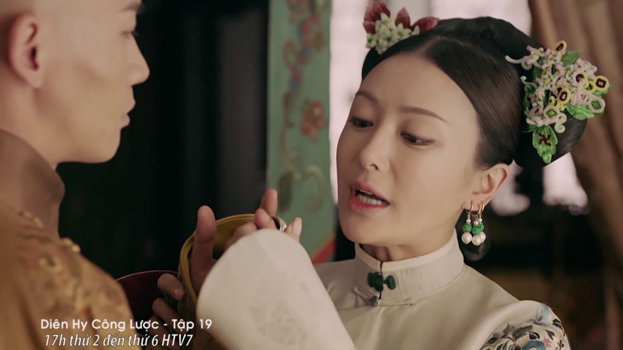 image Diên Hy Công Lược tập 19 - Khoảnh khắc tình bể bình giữa hoàng hậu và hoàng thượng