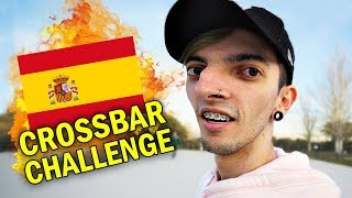 CROSSBAR CHALLENGE EN ESPAÑORDA xd