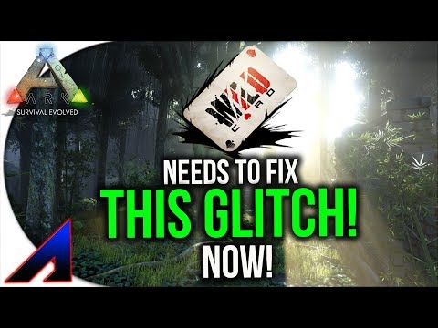 WildCard need to fix this Glitch NOW!| Solo Official PvP Servers ARK: Survival Evolved | Ep 55