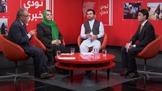 TAWDE KHABARE: Efforts Underway to Revive Peace Talks: Pakistan's Aziz