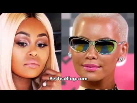 Future - MASK OFF Music Video Amber Rose violates BlacChyna #GirlCODE 👀