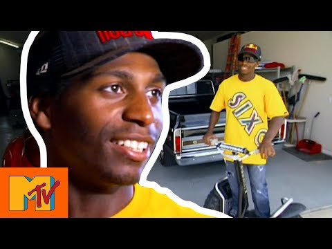James Stewart's 100 Acre Property And Grand Garages | MTV Cribs