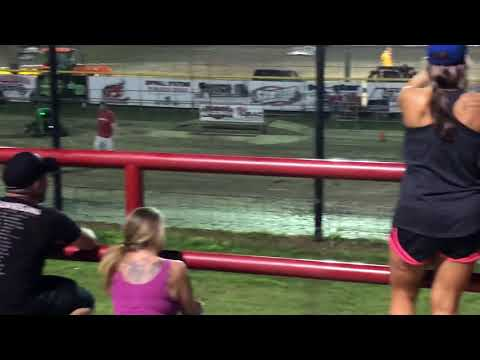 7-13-19 FIRST FEATURE WIN Jr. Sprint port city raceway