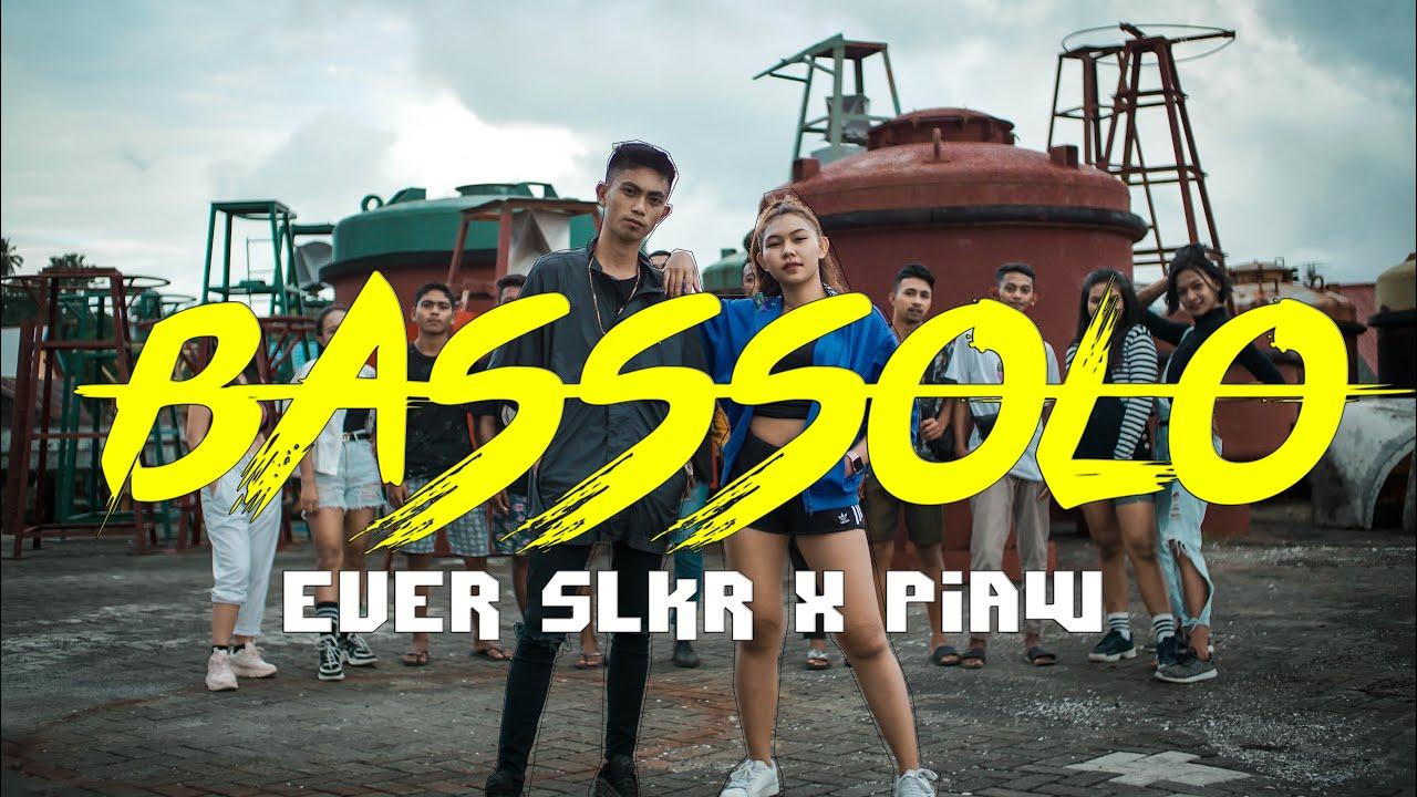 BASSSOLO - Piaw Ft. Ever Slkr ( Official Music Video )