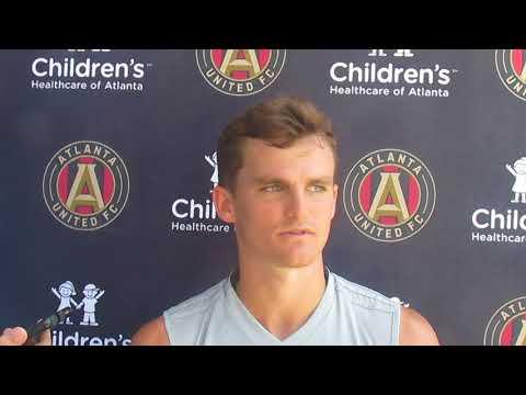 Free Kick: Atlanta United Mikey Ambrose pre-Seattle presser 7.11.18