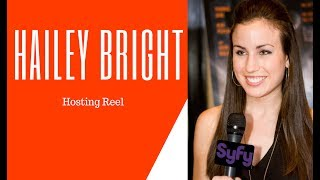 HAILEY BRIGHT- TV Hosting Reel