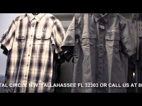 Harley Davidson New Spring Motorclothes Collection - Tallahassee, FL