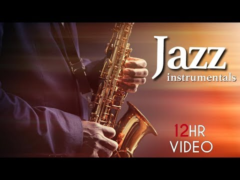 Dr SaxLove's Jazz Instrumental Live Stream - Instrumental Music for Work, Study, and Relaxation